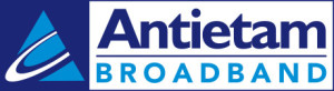Antietam broadband logo - horizontal color