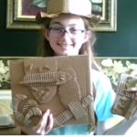 SAA 2020 - Cardboard Projects Sarah