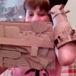 SAA 2020 - Cardboard Projects Zachary